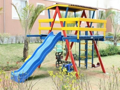 Apartamento À Venda Em Loteamento Parque São Martinho - Ap001210