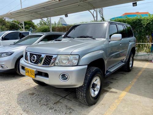 Nissan Patrol 2012 3.0 Y61 Grx