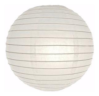 Pantalla De Papel - Lampara China 30cm - Varios Tamaños