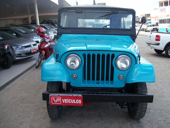 Jeep Willys 1964.