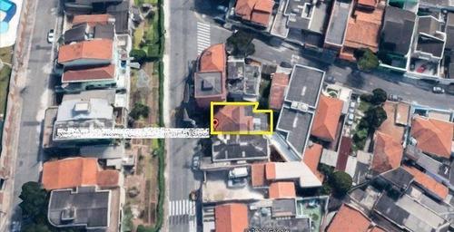 Terreno À Venda, 224 M² Por R$ 480.000,00 - Jardim Haydee - Mauá/sp - Te0074