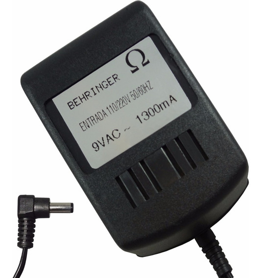 Fonte Behringer Mic100 Mic200 Amp800 Fbq800 Fex800 Mon800