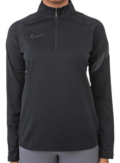 Blusa De Frio Feminina Nike Dry Academy Dril