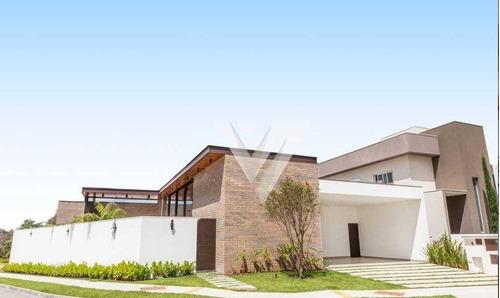 Casa Com 3 Dormitórios À Venda - Condomínio Chácara Ondina - Sorocaba/sp - Ca1408