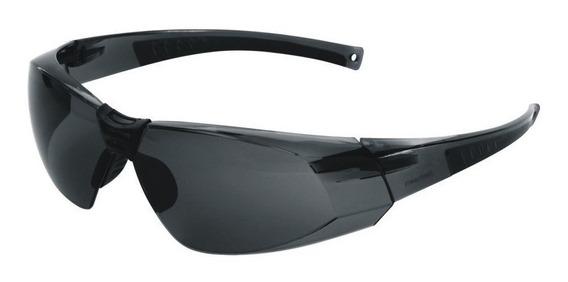 Óculos De Seg. Cayman Sport Com Lente Cinza - Carbografite