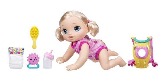 Baby Alive Que Engatinha Bonecas Baby Alive No Mercado