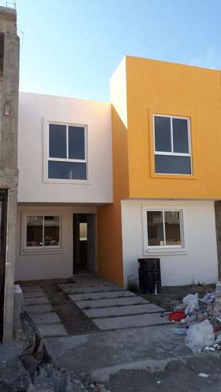 Casa Nueva En Venta Pachuca A 3 Minutos De Plaza Explanada