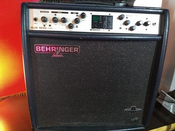 Amplificador Berinhger Gx 112 Blue Devil Virtube