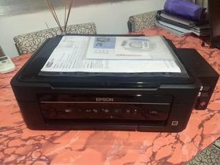Impresora Epson L355 Ecotank - No Imprime (tiene Arreglo)