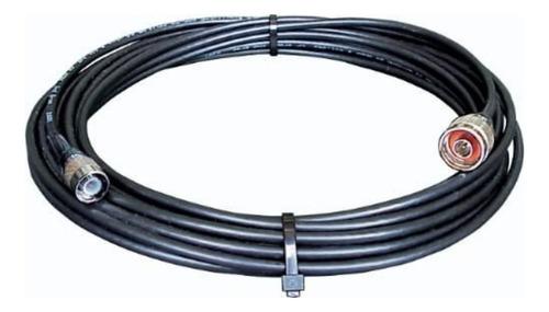 Cabo De Descida 15 Metros Para Antena Celular  Rg 58 N X Tnc