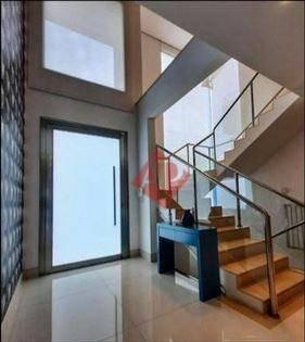 Casa Com 5 Dormitórios À Venda, 510 M² Por R$ 4.600.000,00 - Alphaville - Santana De Parnaíba/sp - Ca1461
