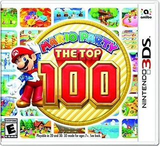 Nintendo 3ds Mario Party The Top 100. Fun Labs.