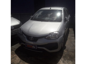 Etios 1.3 X 16v Flex 4p Manual 58070km