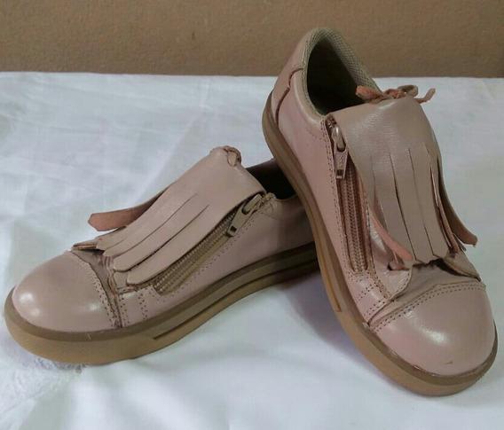 Zapatos Marcel Nena Impecable Color Visón