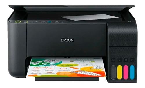 Impressora Multifuncional Epson Ecotank L3150 Wifi 110v/220v