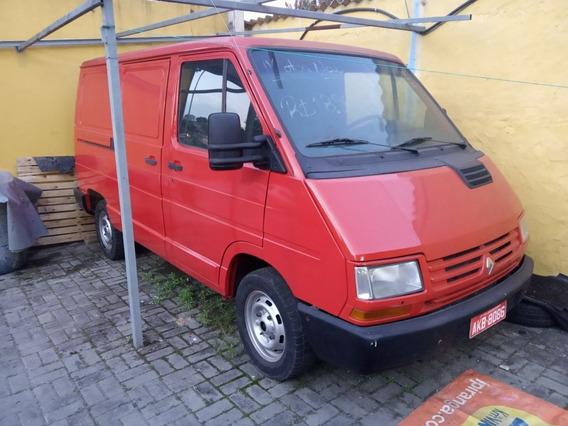 Renault Trafic 2.0 8v 2001 2.0 8v Gasolina