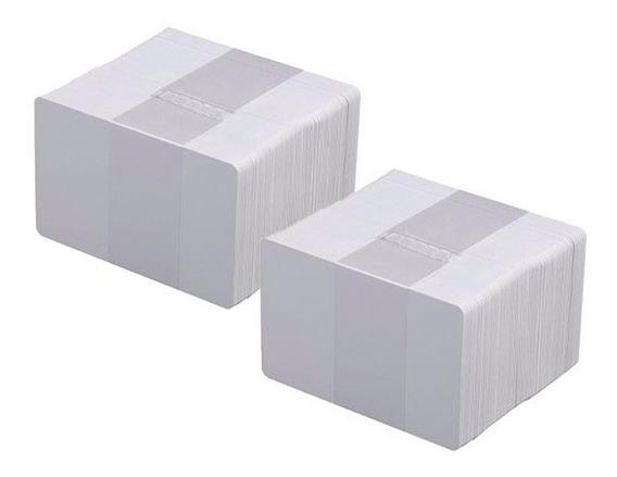 100 Tarjetas Pvc Credencial Para Impresora Epson