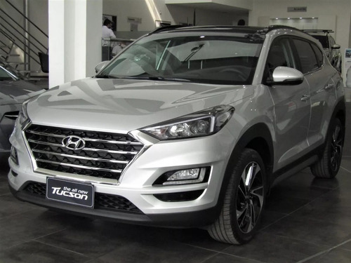 Hyundai Tucson Europea Limited 4x4 Automática 2021