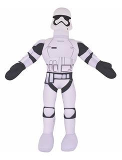 Muñeco Stormtrooper Star Wars Con Luz Y Sonido