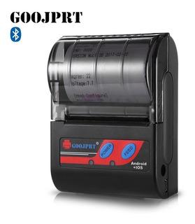 Impresora Termica Portatil Bluetooth Loyverse Goojprt Mtp-ii