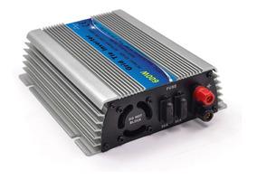 Inversor Solar On Grid Tie 600w 220v / 22~60v Gera100kw Mes
