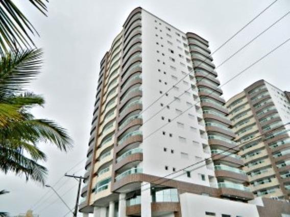 Apartamento Com Linda Vista Para O Mar Com 2 Dorms Ref7264w