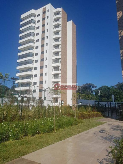 Apartamento Com 3 Dormitórios À Venda, 192 M² Por R$ 2.000.000 - Horizontes Eko - Arujá/sp - Ap0497