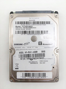 Hd Notebook 320gb Sata Samsung St320lm001 5400rpm