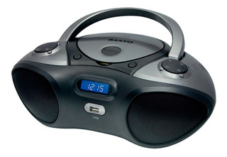 Radio Grabador Sanyo Usb Mp3 Radio Cd Mdx1600