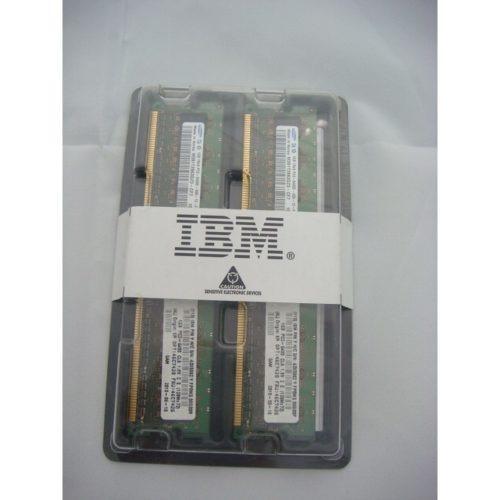 Memoria Servidor Ibm 2g (2x1gb) Ddr2 - 46c7428