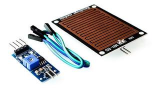Modulo Sensor De Lluvia Para Arduino, Pic, Domotica, Etc