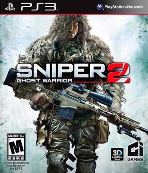 Sniper Ghosts Warrior 2 Ps3 Jogo Em Promoção Comprar