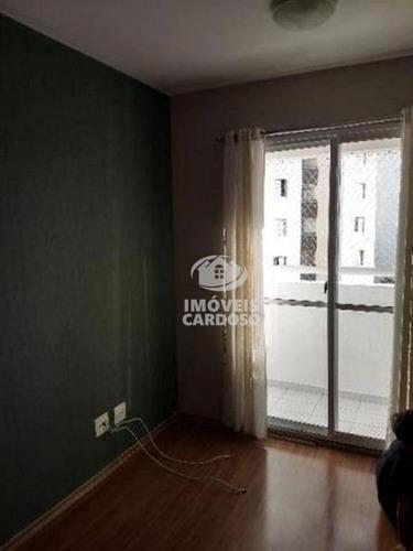 Imagem 1 de 16 de Apartamento Com 2 Dormitórios À Venda, 49 M² Por R$ 315.000 - Jaguaré - São Paulo/sp - Ap0303