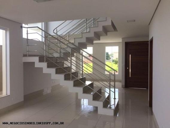Casa Em Condomínio Para Venda, Condomínio Residencial Izabel Mizobe, 3 Dormitórios, 3 Suítes, 5 Banheiros - Cac004
