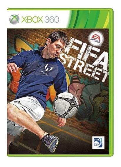 Fifa Street - Xbox 360 - Usado - Original