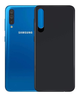 Funda Reforzada Antigolpe Samsung A30 A20 + Vidrio Curvo