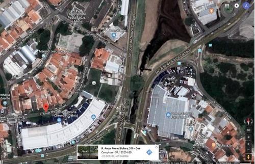 Imagem 1 de 20 de Excelente Àrea De 1277m2 Em Região De Grande Importância Comercial E Residencial - Te0819