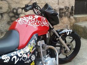 Adesivo Cabo Enrolado Tuning Modelo Moto