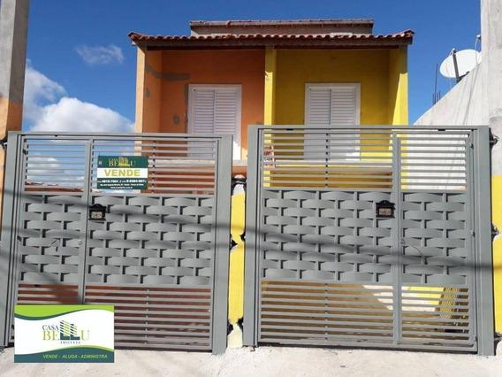 Casa Residencial À Venda, Jardim Santo Antonio, Franco Da Rocha. - Ca0300