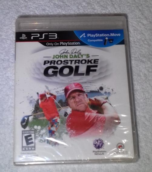 Kit 9 Jogos De Ps3 Lacrados Golf * Desconto Leia O Anuncio