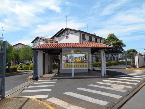 Imagem 1 de 15 de Apartamento Residencial À Venda, Jardim João Paulo Ii, Sumaré. - Ap0666