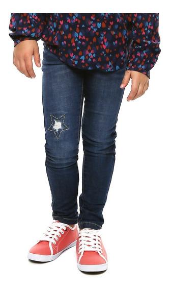 Tommy Hilfiger Bg Metcalf Skinny Jeans Para Niñas Talla 12