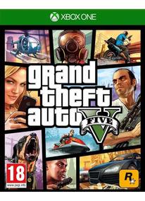 Gta 5 Xbox One - Grand Theft Auto V Original - Jogue Online