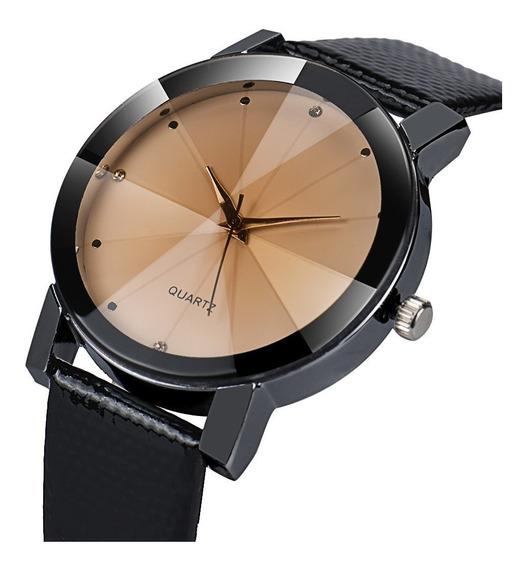 Relógio Unissex Analógico Quartz 40mm 1ram-12
