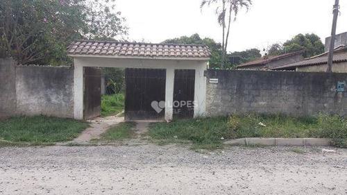 Imagem 1 de 5 de Casa Com 2 Dormitórios À Venda, 110 M² Por R$ 270.000,00 - Chácaras De Inoã (inoã) - Maricá/rj - Ca16795