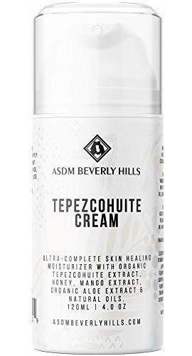 Asdm Beverly Hills Tepezcohuite Cream Crema Humectante Para