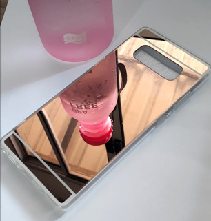 Capinha Case Espelhada Luxo Celular Galaxy Note 8