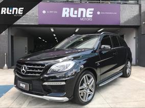Mercedes-benz Classe Ml 5.5 Amg 5p 2012/2013