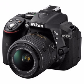 Camera Nikon D5300 Af-p Kit 18-55mm Vr Garantia 24 Meses