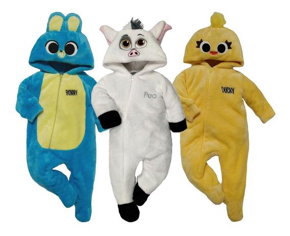 Kit 3 Mamelucos Disney Pua, Ducky, Bunny A Precio De 2